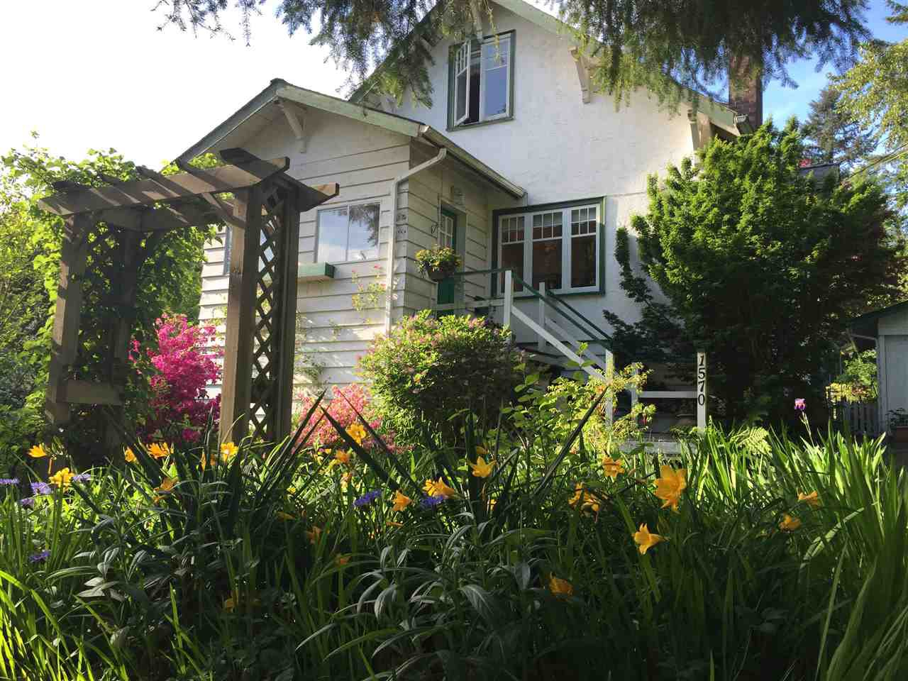 Main Photo: 1570 DOVERCOURT Road in North Vancouver: Lynn Valley House for sale : MLS®# R2512312