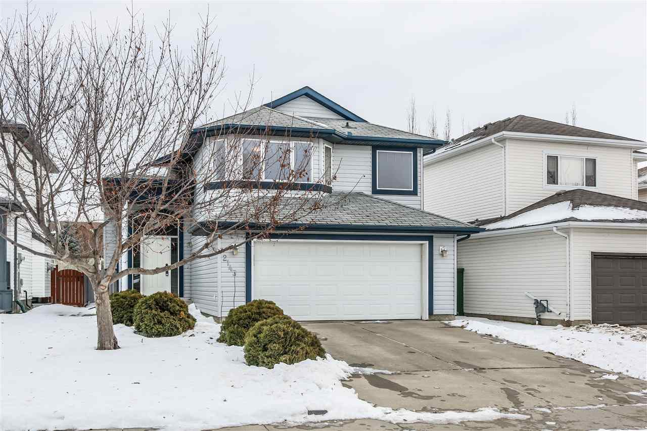 Main Photo: 2143 BRENNAN Crescent in Edmonton: Zone 58 House for sale : MLS®# E4222811