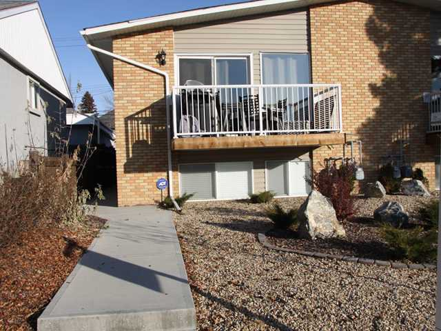 Main Photo: 3 2232 33 Avenue SW in CALGARY: Richmond Park Knobhl Townhouse for sale (Calgary)  : MLS®# C3499475