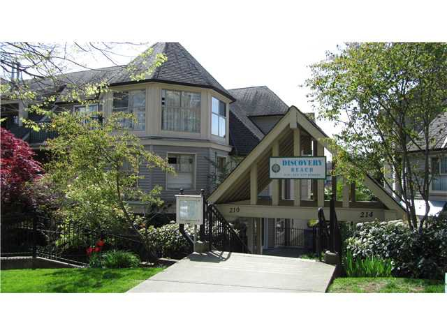 Main Photo: 507 210 11TH Street in New Westminster: Uptown NW Condo for sale : MLS®# V1003264