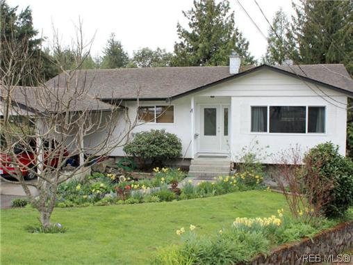 Main Photo: 973 Weaver Place in Victoria: La Walfred Single Family Detached for sale (Langford)  : MLS®# 307746