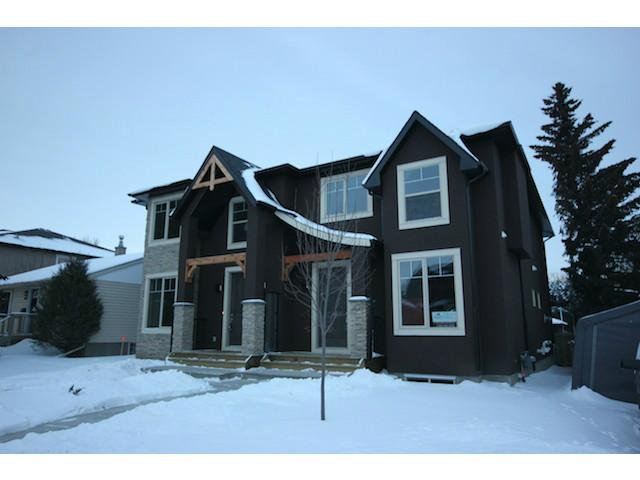 Main Photo: 4011 1 Street NW in CALGARY: Highland Park Residential Attached for sale (Calgary)  : MLS®# C3594616