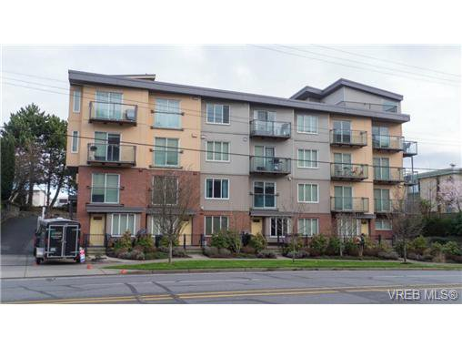 Main Photo: 306 356 E Gorge Rd in VICTORIA: Vi Burnside Condo Apartment for sale (Victoria)  : MLS®# 693005