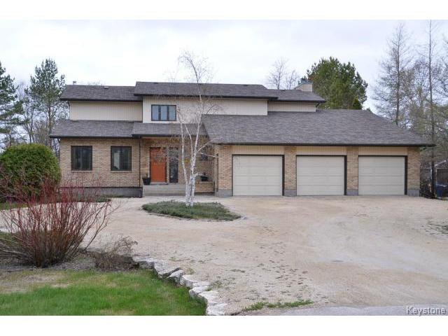 Main Photo: 55 Pendennis Drive in WSTPAUL: Middlechurch / Rivercrest Residential for sale (Winnipeg area)  : MLS®# 1504177