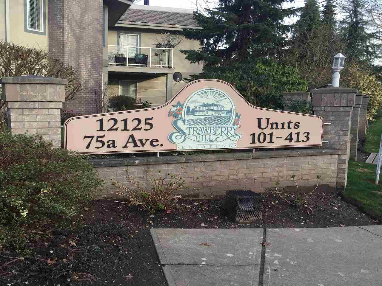 "Main Photo: 311 12125 75A Avenue in Surrey: West Newton Condo for sale in ""Strawberry Hill"" : MLS®# R2041392"