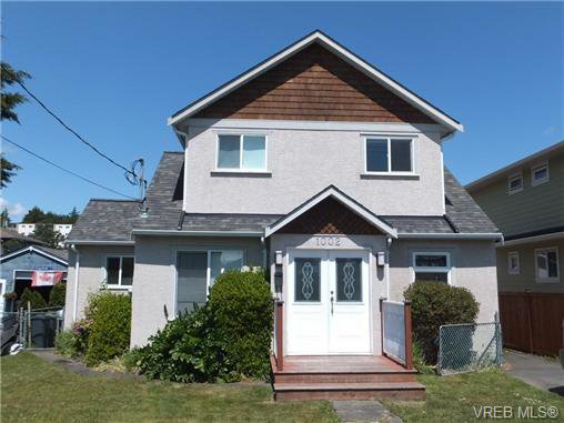 Main Photo: 1002 Lyall Street in VICTORIA: Es Old Esquimalt Single Family Detached for sale (Esquimalt)  : MLS®# 365352