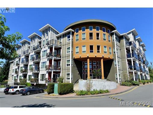 Main Photo: 407 866 Brock Avenue in VICTORIA: La Langford Proper Condo Apartment for sale (Langford)  : MLS®# 369058