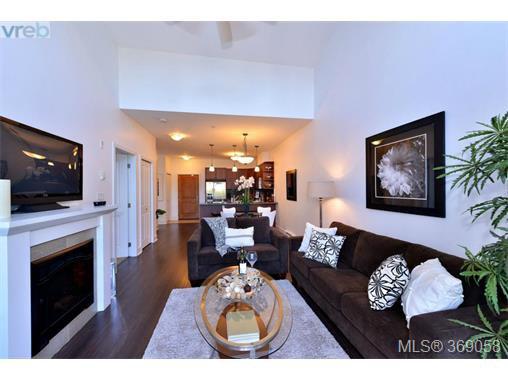 Photo 9: Photos: 407 866 Brock Ave in VICTORIA: La Langford Proper Condo for sale (Langford)  : MLS®# 740121