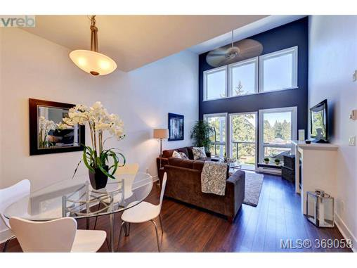 Photo 6: Photos: 407 866 Brock Ave in VICTORIA: La Langford Proper Condo for sale (Langford)  : MLS®# 740121