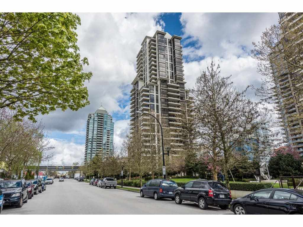 """Main Photo: 1604 2088 MADISON Avenue in Burnaby: Brentwood Park Condo for sale in """"FRESCO AT RENAISSANCE TOWERS"""" (Burnaby North)  : MLS®# R2159840"""
