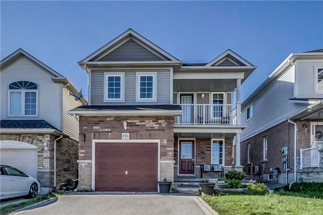 Main Photo: 650 Blythwood Square in Oshawa: Samac House (2-Storey) for sale : MLS®# E3804376
