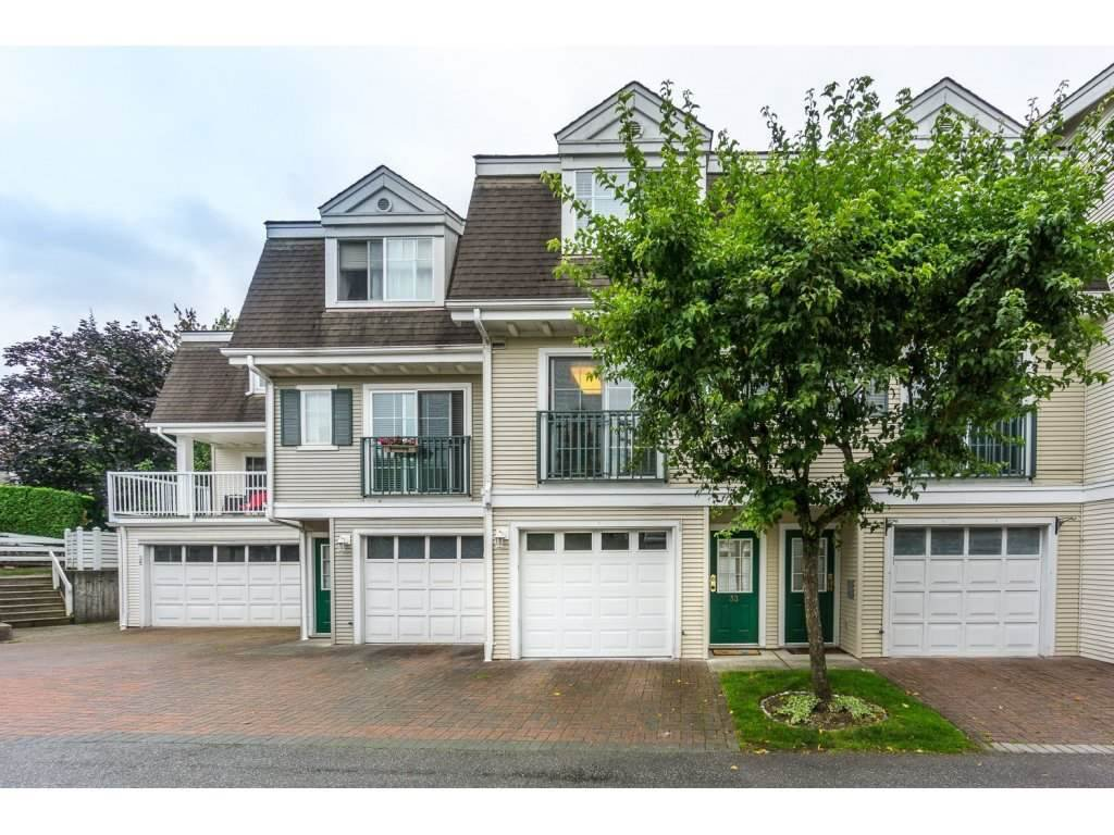 Main Photo: 33 8890 WALNUT GROVE DRIVE in Langley: Walnut Grove Townhouse for sale : MLS®# R2150854