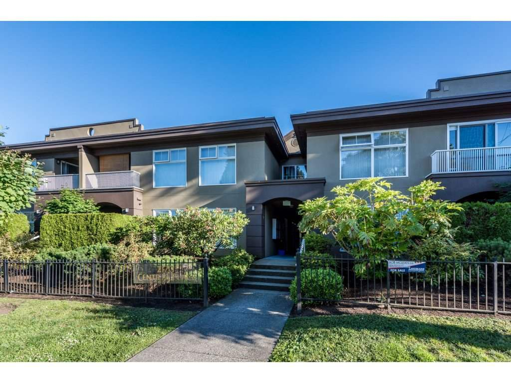 Main Photo: 1 2120 CENTRAL AVENUE in Port Coquitlam: Central Pt Coquitlam Condo for sale : MLS®# R2180338