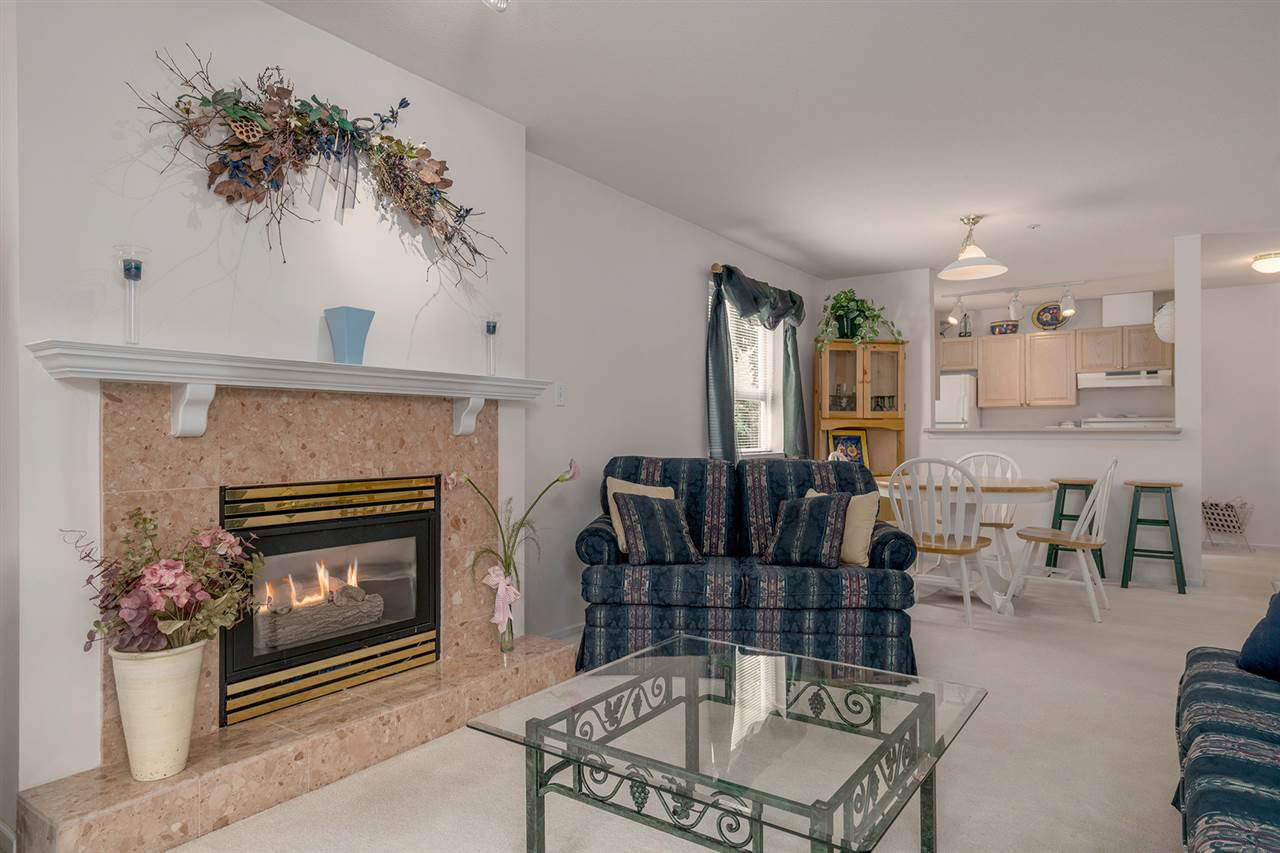 """Main Photo: 111 5577 SMITH Avenue in Burnaby: Central Park BS Condo for sale in """"COTTONWOOD GROVE"""" (Burnaby South)  : MLS®# R2196917"""