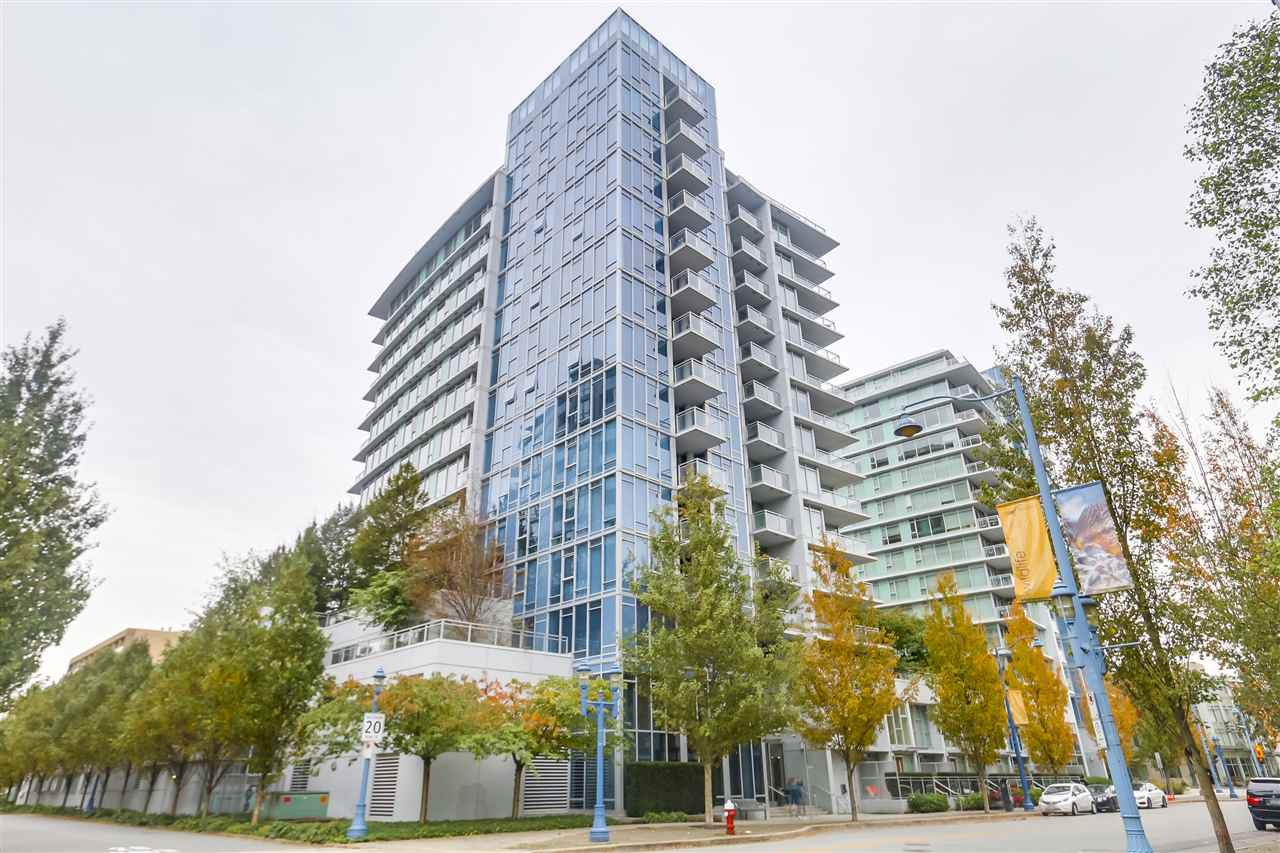 Main Photo: 1008 5900 ALDERBRIDGE Way in Richmond: Brighouse Condo for sale : MLS®# R2217234