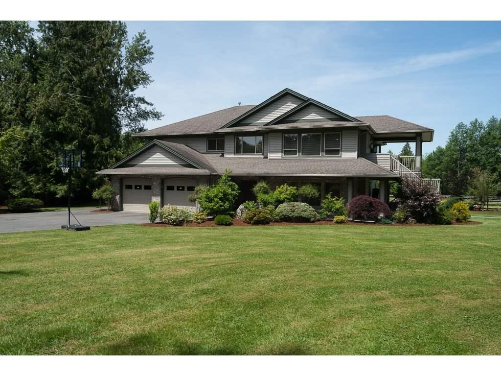 "Main Photo: 21369 18 Avenue in Langley: Campbell Valley House for sale in ""Campbell Valley"" : MLS®# R2217900"