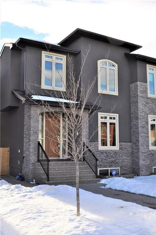 Main Photo: 1611 17 Avenue NW in Calgary: Capitol Hill House for sale : MLS®# C4161009