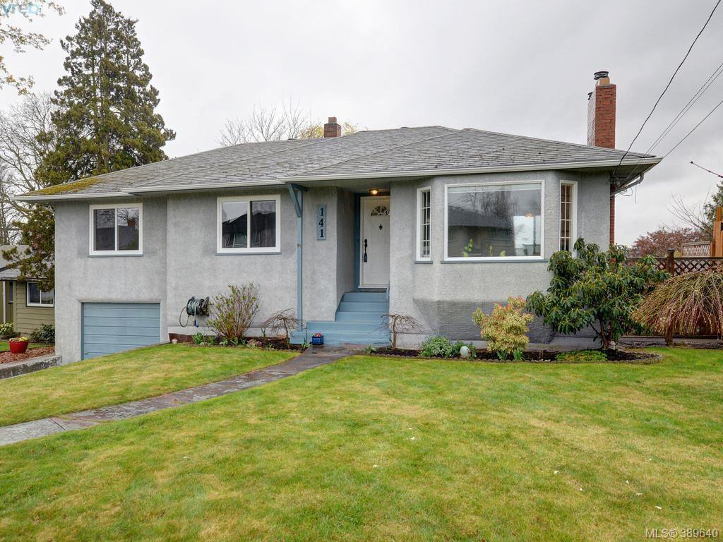 Main Photo: 141 Kamloops Ave in VICTORIA: SW Tillicum House for sale (Saanich West)  : MLS®# 783074