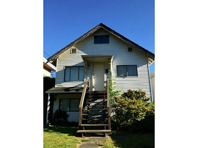 Main Photo: 3288 Waverley Avenue in Vancouver: Killarney VE House for sale (Vancouver East)  : MLS®# V1126812