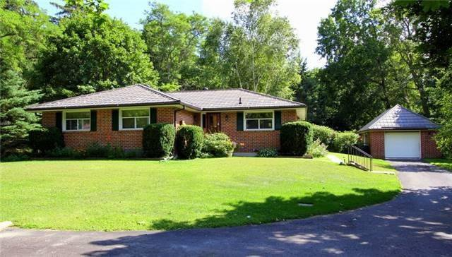 Main Photo: 1048 Portage Road in Kawartha Lakes: Kirkfield House (Bungalow) for sale : MLS®# X4209953