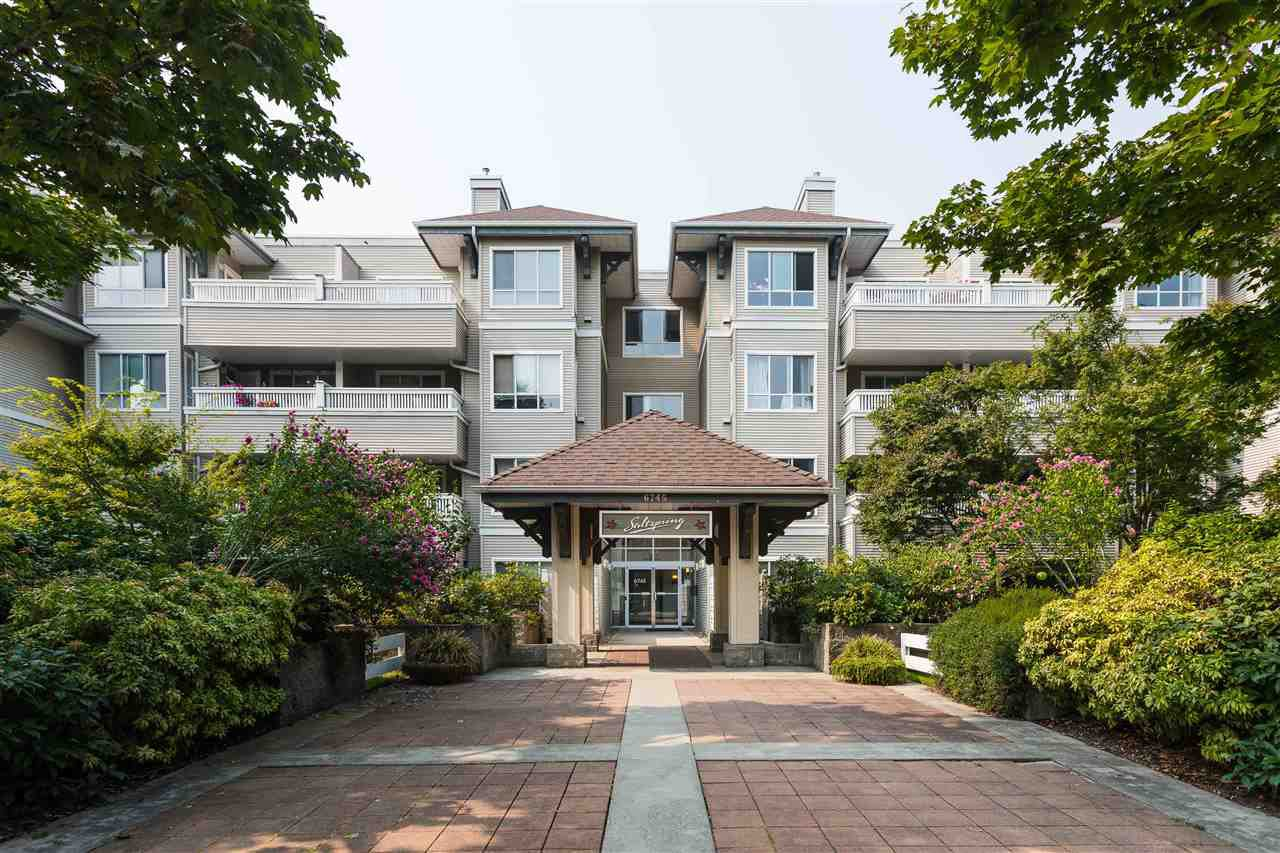 "Main Photo: 104 6745 STATION HILL Court in Burnaby: South Slope Condo for sale in ""Saltspring"" (Burnaby South)  : MLS®# R2299285"