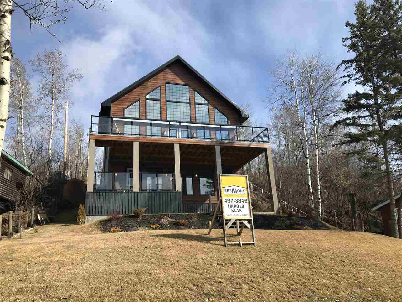 Main Photo: 27 2413 TWP RD 522 Road: Rural Parkland County House for sale : MLS®# E4139388