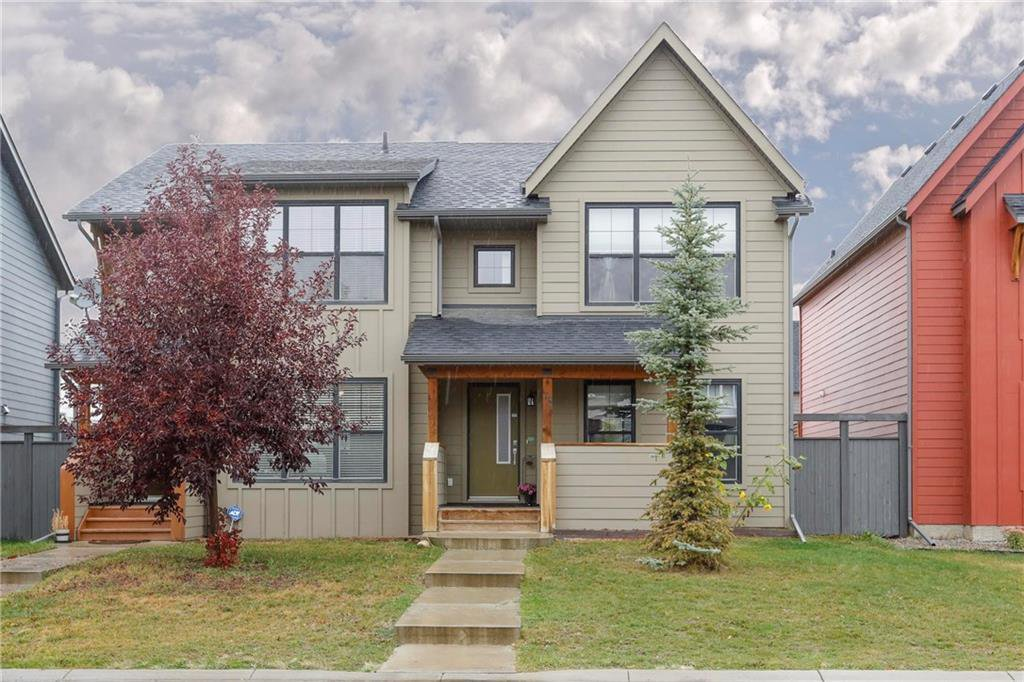Main Photo: 75 WALDEN Terrace SE in Calgary: Walden Semi Detached for sale : MLS®# C4223240