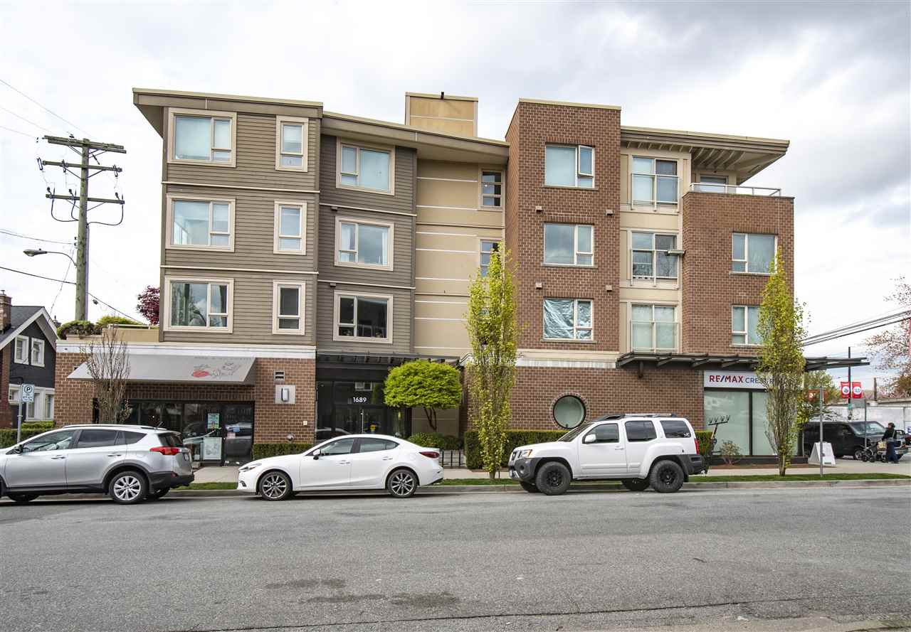 "Main Photo: PH6 1689 E 13TH Avenue in Vancouver: Grandview Woodland Condo for sale in ""FUSION"" (Vancouver East)  : MLS®# R2364413"