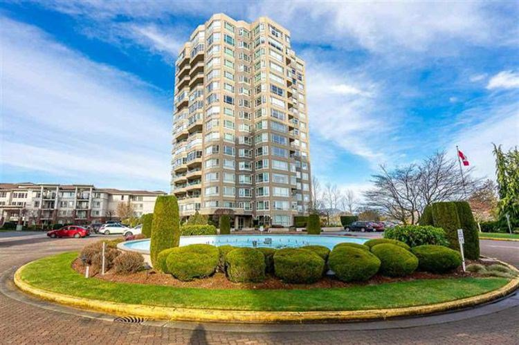 "Main Photo: 605 3190 GLADWIN Road in Abbotsford: Central Abbotsford Condo for sale in ""Regency Park"" : MLS®# R2365734"