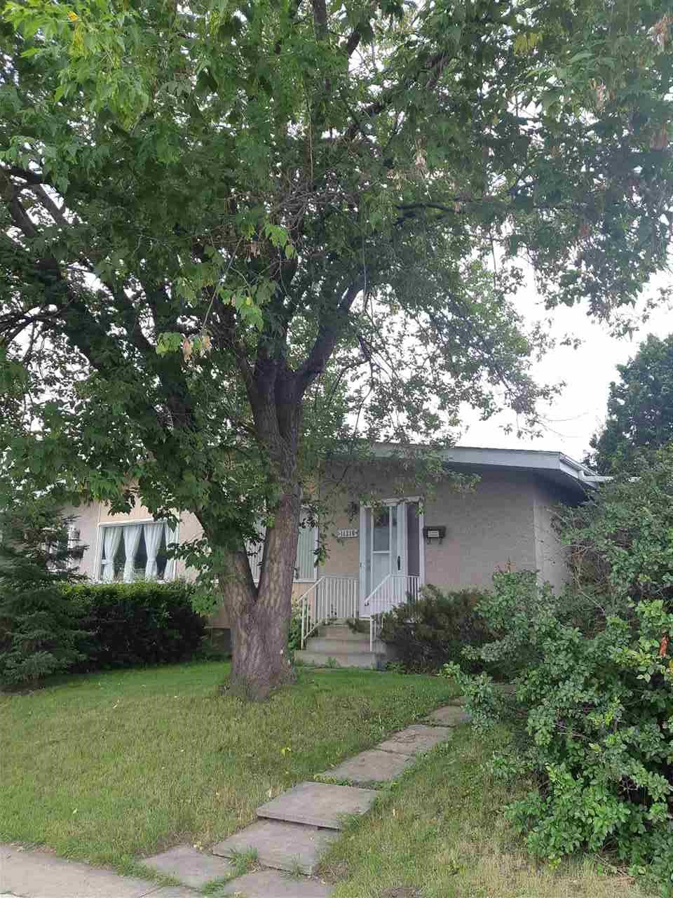 Main Photo: 11316 40 Avenue in Edmonton: Zone 16 House Half Duplex for sale : MLS®# E4164682