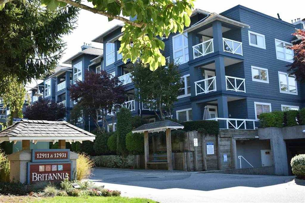 Main Photo: 102 12911 RAILWAY AVENUE in Richmond: Steveston South Condo for sale : MLS®# R2456596