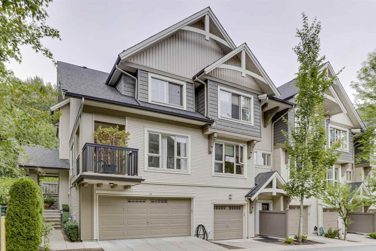 Main Photo: 39 1362 PURCELL DRIVE in Coquitlam: Westwood Plateau Townhouse for sale : MLS®# R2479156