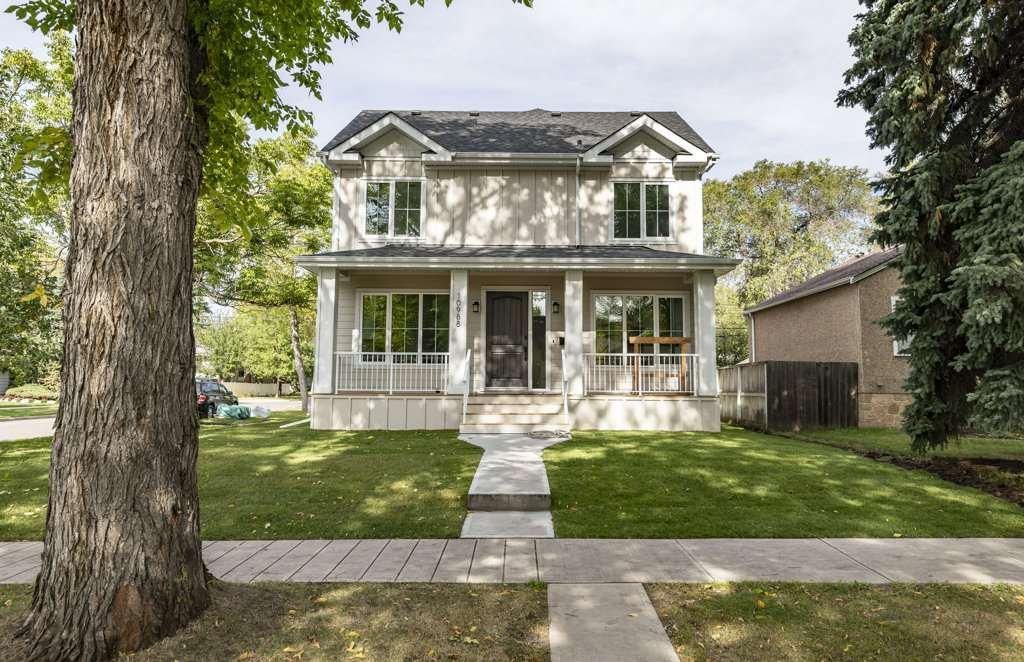 Main Photo: 10988 74 Avenue in Edmonton: Zone 15 House Half Duplex for sale : MLS®# E4209264