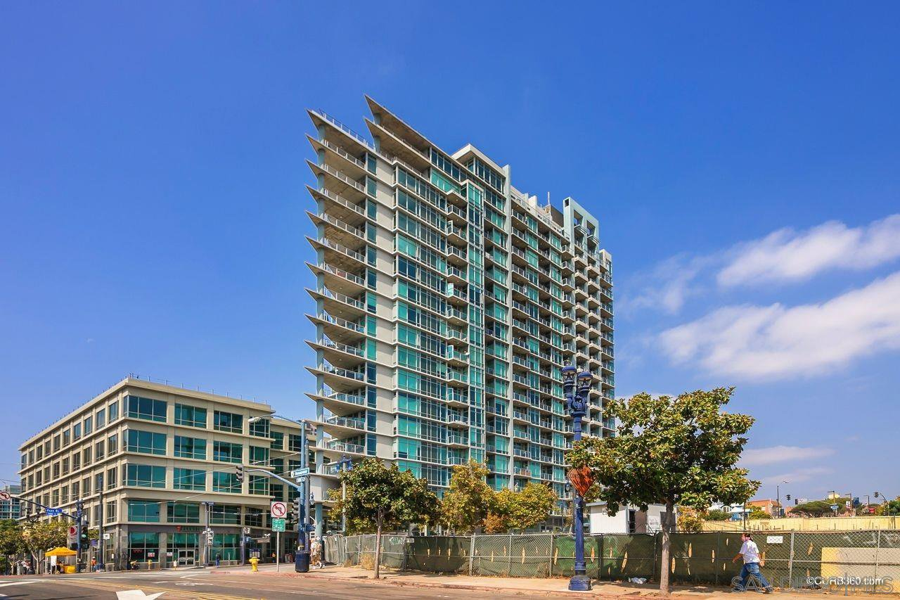 Main Photo: DOWNTOWN Condo for sale: 1080 Park Blvd #614 in San Diego