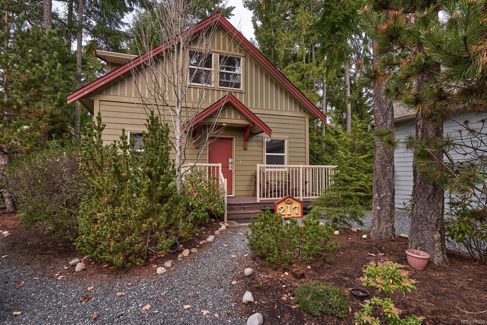 Main Photo: 217 1130 Resort Dr in : PQ Parksville Row/Townhouse for sale (Parksville/Qualicum)  : MLS®# 859228
