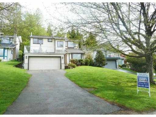 Main Photo: 650 THURSTON Close in Port Moody: North Shore Pt Moody House for sale : MLS®# V948240