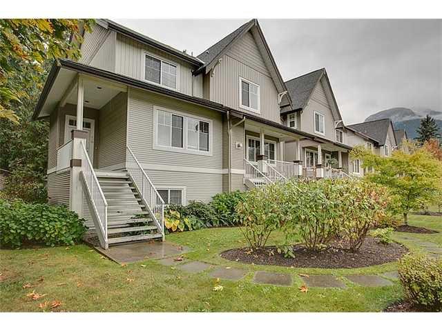"""Main Photo: 14 1800 MAMQUAM Road in Squamish: Garibaldi Estates House 1/2 Duplex for sale in """"VIRESSENCE"""" : MLS®# V976567"""