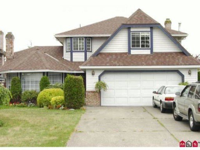 Main Photo: 18592 62ND Avenue in Surrey: Cloverdale BC House for sale (Cloverdale)  : MLS®# F1323524