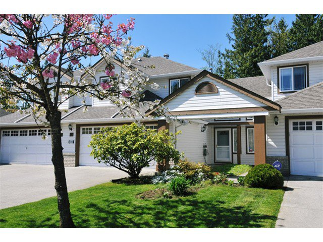 "Main Photo: 20 11355 COTTONWOOD Drive in Maple Ridge: Cottonwood MR Townhouse for sale in ""COTTONWOOD TERRACE"" : MLS®# V1032263"