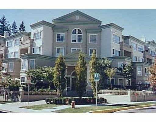 """Main Photo: 406 2990 PRINCESS CR in Coquitlam: Canyon Springs Condo for sale in """"THE MADISON"""" : MLS®# V599138"""