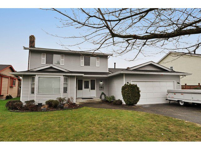 Main Photo: 14760 87A Avenue in Surrey: Bear Creek Green Timbers House for sale : MLS®# F1431665