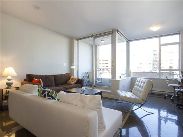 """Main Photo: 510 221 UNION Street in Vancouver: Mount Pleasant VE Condo for sale in """"V6A"""" (Vancouver East)  : MLS®# V1106663"""