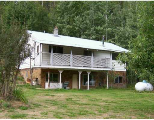 Photo 2: Photos: 2109 EAGLE CREEK Road in Canim Lake: Canim/Mahood Lake House for sale (100 Mile House (Zone 10))  : MLS®# N166651