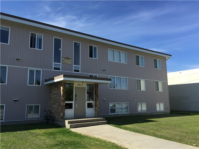 "Main Photo: 207 9815 104TH Avenue in Fort St. John: Fort St. John - City NW Condo for sale in ""CAMEO 2"" (Fort St. John (Zone 60))  : MLS®# N245905"