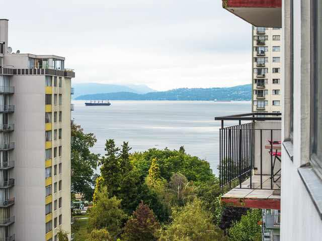 "Main Photo: 1008 1251 CARDERO Street in Vancouver: West End VW Condo for sale in ""The Suncrest"" (Vancouver West)  : MLS®# V1143076"