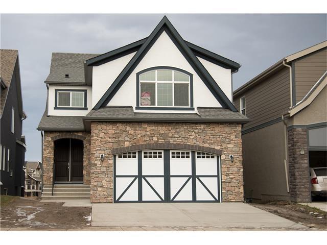 Main Photo: 66 Masters Avenue SE in Calgary: Mahogany House for sale : MLS®# C4041899