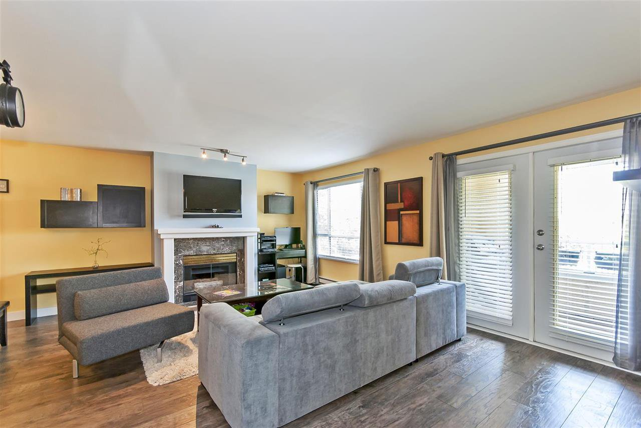 """Main Photo: 205 523 WHITING Way in Coquitlam: Coquitlam West Condo for sale in """"BROOKSIDE MANOR"""" : MLS®# R2074001"""
