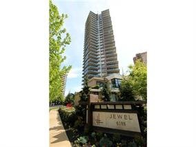 Main Photo: 1202 6188 WILSON Avenue in Burnaby: Metrotown Condo for sale (Burnaby South)  : MLS®# R2112366