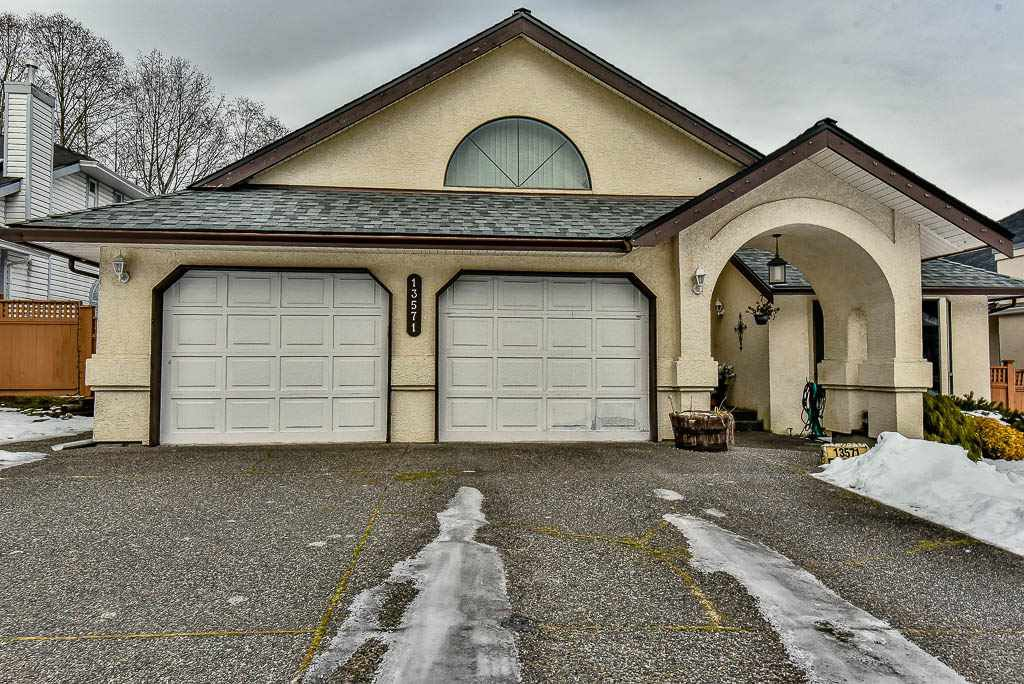 "Main Photo: 13571 60A Avenue in Surrey: Panorama Ridge House for sale in ""PANORAMA"" : MLS®# R2130983"