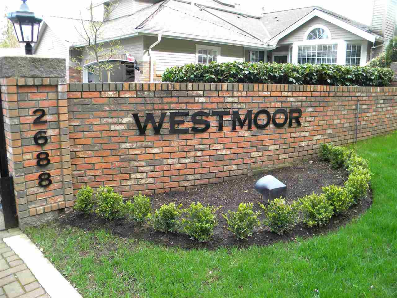 "Main Photo: 38 2688 150 Street in Surrey: Sunnyside Park Surrey Townhouse for sale in ""WESTMOOR"" (South Surrey White Rock)  : MLS®# R2154971"